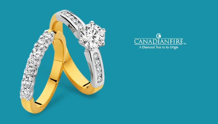 Diamond Ring At Kennedys Showcase Jewellers