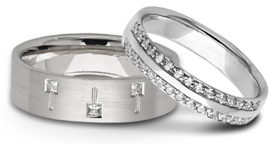 Wedding Bands Available At Kennedys Showcase Jewellers