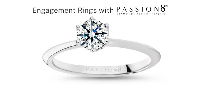 Buy Passion8 Ring At Kennedys Showcase Jewellers
